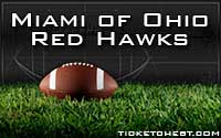 Miami Of Ohio Red Hawks Football Tickets
