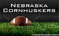 Nebraska Cornhuskers Football Tickets