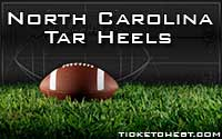 North Carolina Tar Heels Football Tickets