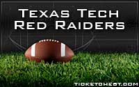 Texas Tech Red Raiders Football Tickets